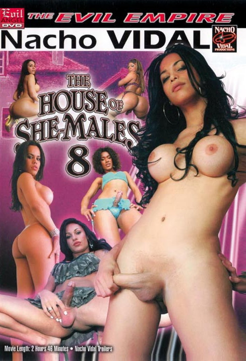 House of She-Males 8 - DVD