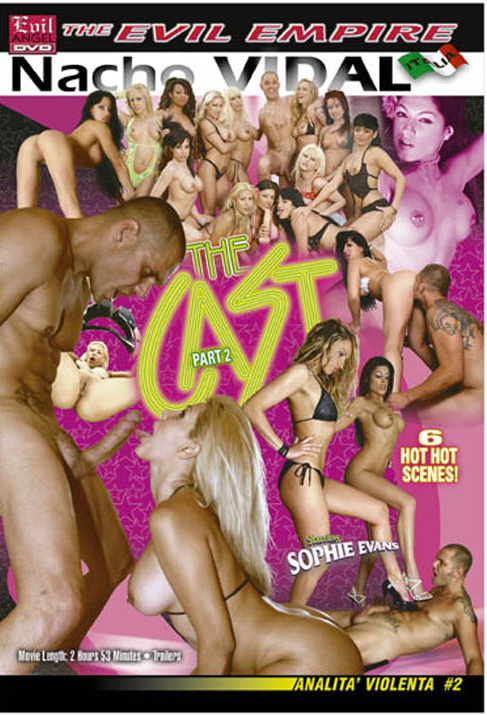 The Cast 2 - DVD