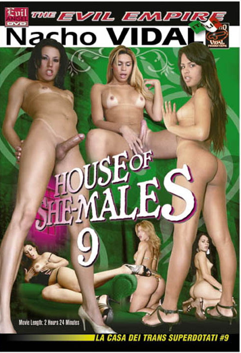 House of She-Males 9 - DVD
