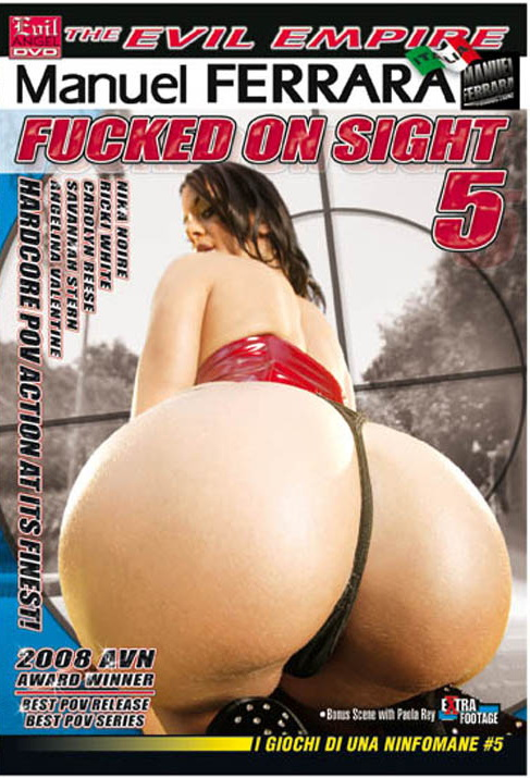 Fucked on Sight 5 - DVD