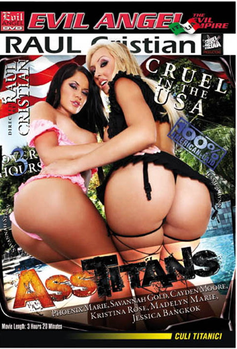 Ass Titans - DVD
