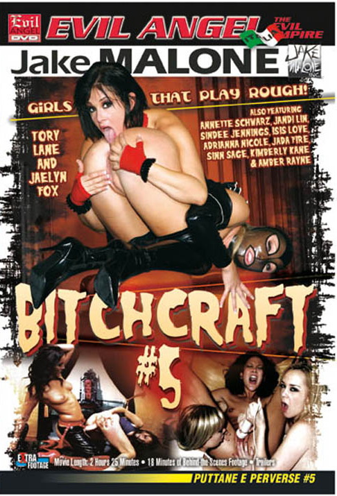 Bitchcraft 5 - DVD
