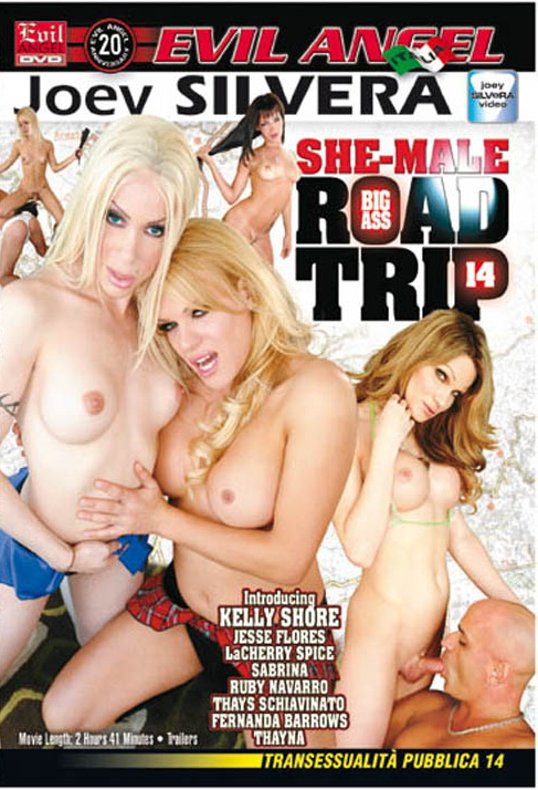 She-Male Road Trip 14 - DVD