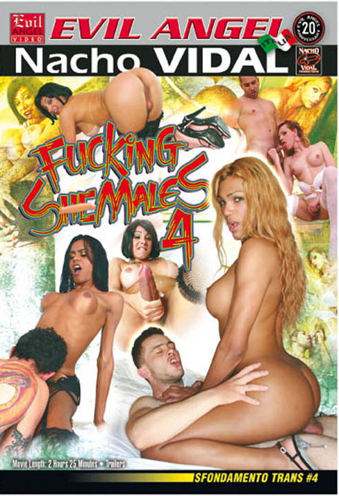Fucking She-Males 4 - DVD