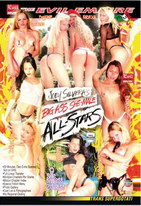 Big Ass SheMale All Stars - DVD