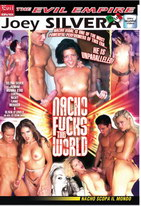 Nacho Fucks the World - DVD