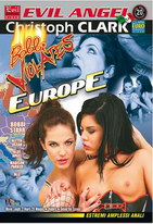 Bobbi Violates Europe - DVD