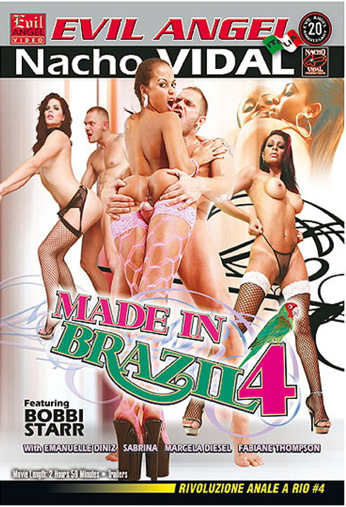 Made in Brazil 4 - DVD