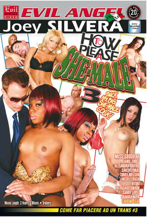 How to Please a She-Male 3 - DVD