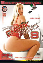 Cheek Freaks 8 - DVD