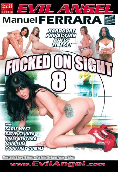 Fucked on Sight 8 - DVD