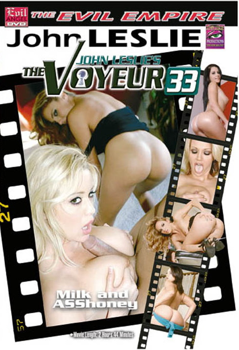 The Voyeur 33 - DVD