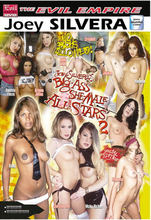Big-Ass She-Male All Stars 2 - DVD