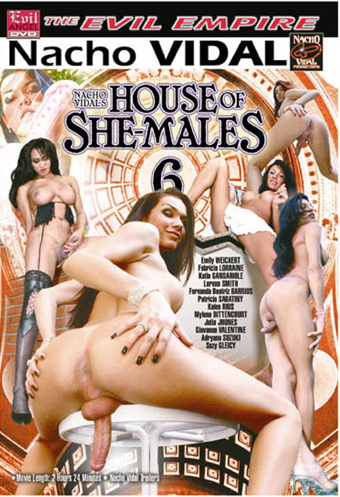 House of She-Males 6 - DVD