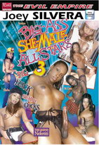 Big-Ass She-Male All Stars 3 - DVD