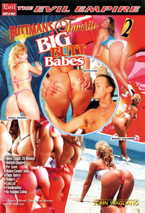 Big Butt Babes 2 - DVD