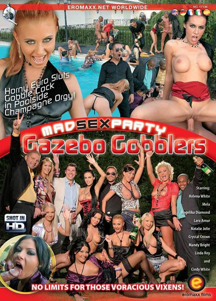 Mad Sex Party Gazebo Gobblers - DVD