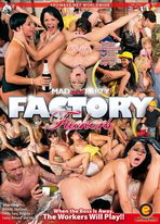 Mad Sex Party Factory Fuckers - DVD