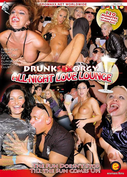 Drunk Sex Orgy All Night Love Lounge - DVD