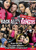 Mad Sex Party Back Alley Bangers - DVD
